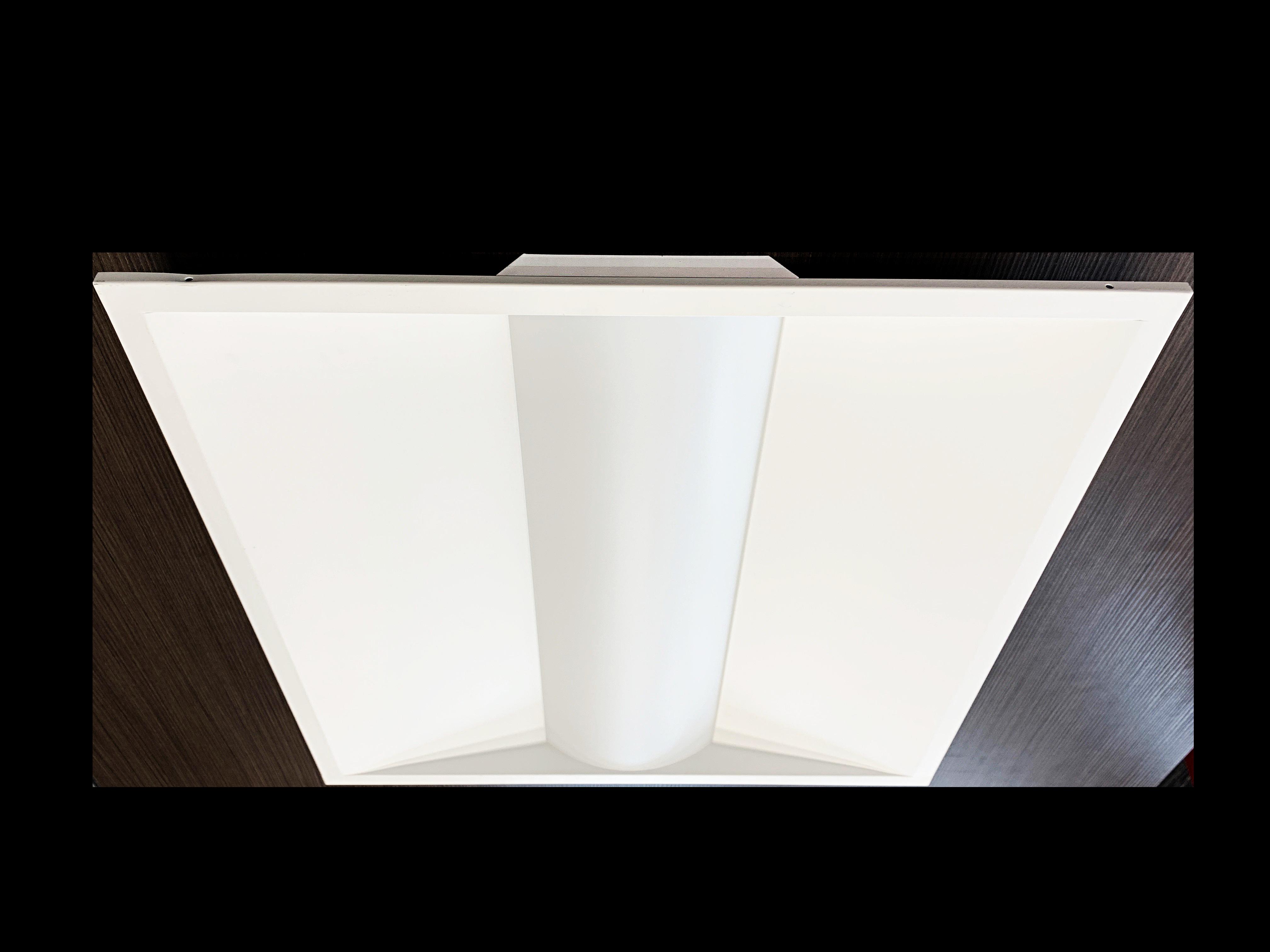 LED Volumetric Troffer_Standard