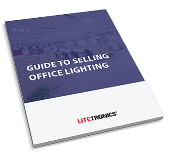 Download the E-book: Guide to Selling Office Lighting